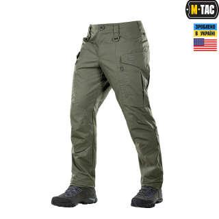 M-Tac брюки Conquistador Gen.III Elite NYCO Ranger Green