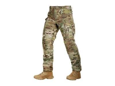 M-Tac брюки Conquistador Military Elite NYCO Multicam