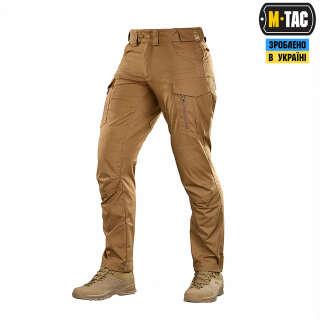 M-Tac брюки Patriot Gen.II Flex Coyote Brown