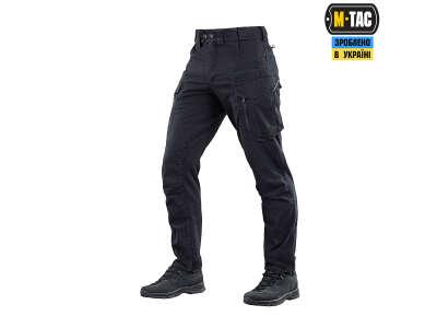 M-Tac брюки Patriot Gen.II Vintage Black