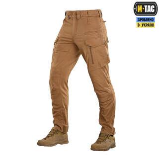 M-Tac брюки Patriot Gen.II Vintage Coyote Brown