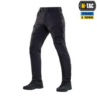 M-Tac брюки Rubicon Flex Black