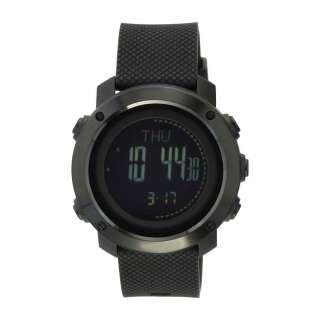 M-Tac часы мультифункциональные Black