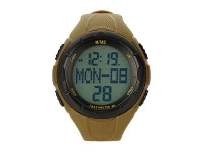 M-Tac часы с шагомером койот