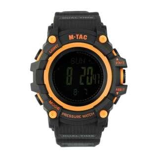 M-Tac часы Adventure Black/Orange