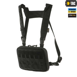 M-Tac Chest Rig Elite Black