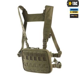 M-Tac Chest Rig Military Elite Ranger Green