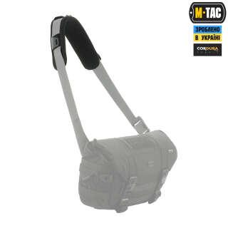M-Tac демпфер плечевой на лямку 50 мм Elite Black