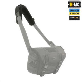 M-Tac демпфер плечової на лямку 50 мм Elite Black