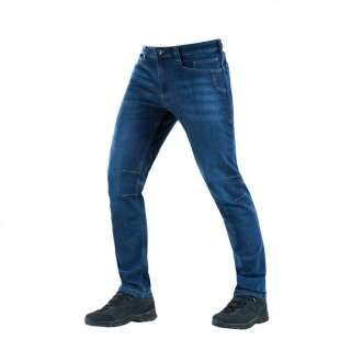 M-Tac джинси Gunner Dark Denim Slim Fit