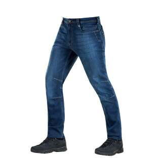 M-Tac джинсы Tactical Gen.I Dark Denim Slim Fit