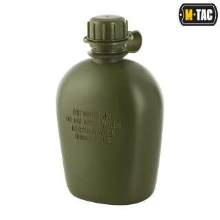 M-Tac фляга пластиковая 1 л. олива