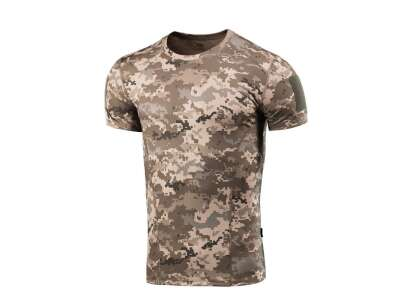 M-Tac футболка потоотводящая ВСУ ЗСУ Athletic Velcro MM14