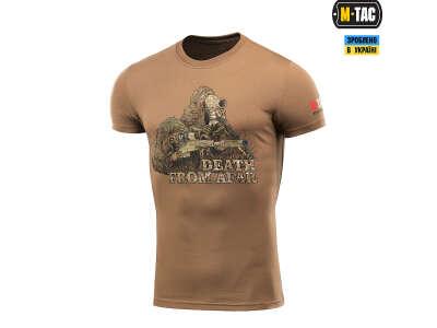M-Tac футболка Sniper Coyote Brown