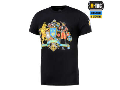 M-Tac футболка Україна понад усе! Black