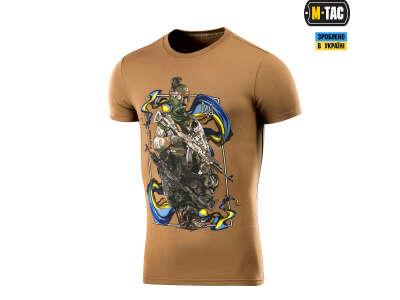 M-Tac футболка Вовкулака Coyote Brown