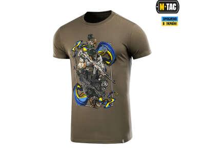 M-Tac футболка Вовкулака Dark Olive