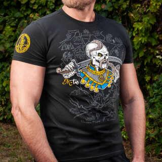 M-Tac футболка Земля Козаків Black