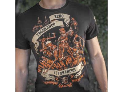M-Tac футболка Zero Tolerance Black