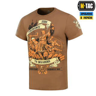 M-Tac футболка Zero Tolerance Coyote Brown
