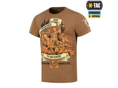 M-Tac футболка Zero Tolerance Coyote Brown