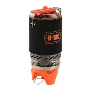 Система приготовления пищи M-Tac горелка газовая с котелком