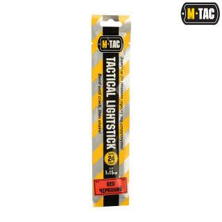 M-Tac химсвет 15 см красный