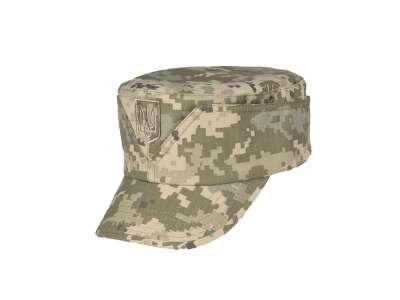 M-Tac кепка-Мазепинка з гербом рип-стоп 100% Х/Б MM14