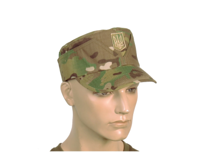 M-Tac кепка-Мазепинка з гербом рип-стоп MC