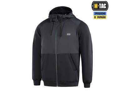 M-Tac кофта Piligrim Cotton Black