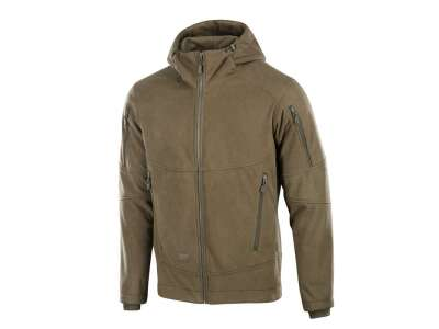 M-Tac кофта Rider Windblock Fleece Dark Olive