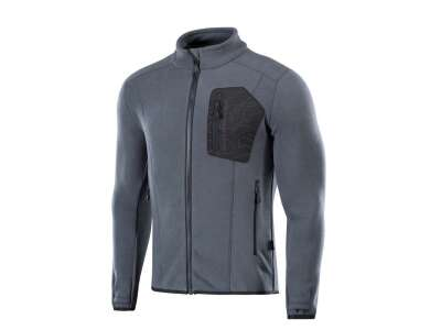 M-TAC КОФТА STEALTH MICROFLEECE GEN.II DARK GREY