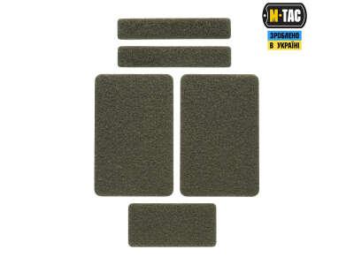 M-Tac комплект липучек (5 шт) Dark Olive