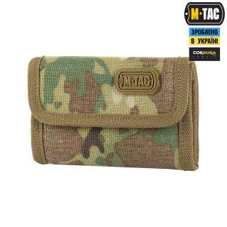 M-Tac гаманець Elite Gen.II Multicam
