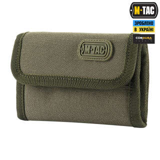 M-Tac гаманець Elite Gen.II Ranger Green
