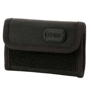 M-Tac гаманець з липучкою Elite Black
