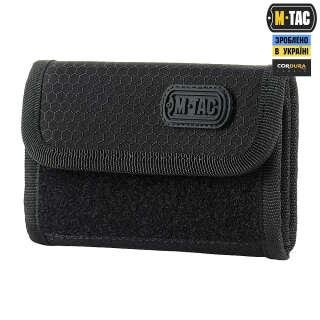 M-Tac гаманець з липучкою Elite Gen.II Hex Black