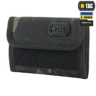 M-Tac гаманець з липучкою Elite Gen.II Multicam Black