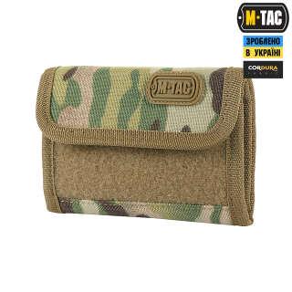 M-Tac гаманець з липучкою Elite Gen.II Multicam