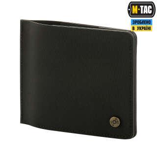 M-Tac кошелек Slim Elite Gen.II Black/Orange