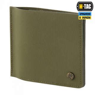 M-Tac кошелек Slim Elite Ranger Green