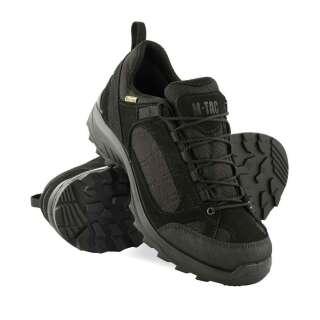 M-Tac кроссовки тактические демисезонные черные