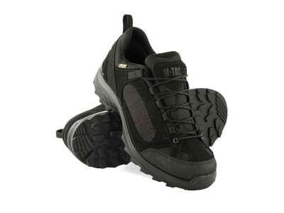 M-Tac кросівки тактичні демісезонні чорні