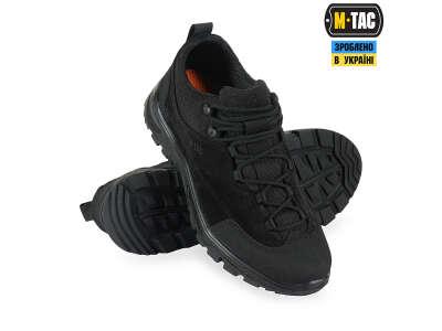 M-Tac кроссовки тактические Patrol R Vent Black