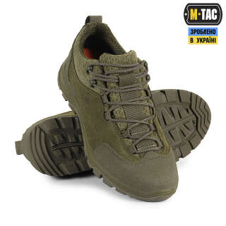 M-Tac кроссовки тактические Patrol R Vent Olive