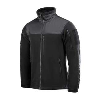 M-Tac куртка Alpha Windblock Fleece Black