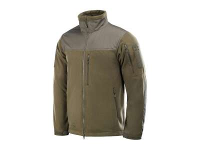 M-Tac куртка Alpha Fleece Windblock Dark Olive