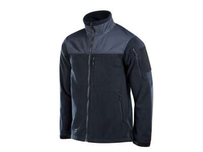 M-Tac куртка Alpha Windblock Fleece Dark Navy Blue