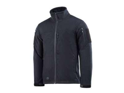 M-Tac куртка Alpha Windblock Light Fleece Dark Navy Blue