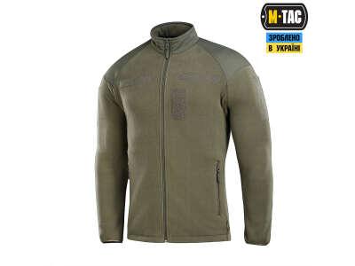M-Tac куртка Combat Fleece Jacket Army Olive